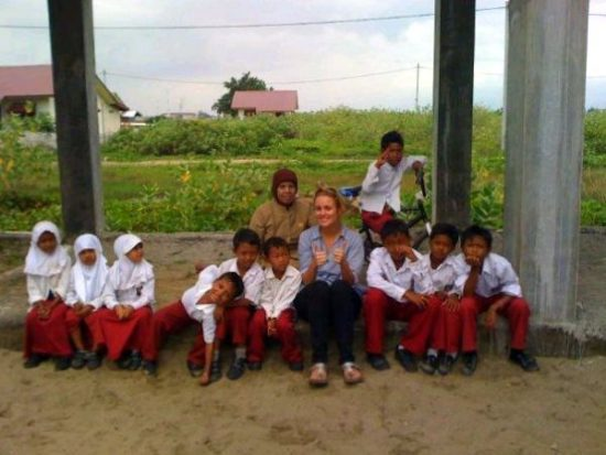 students in Indonesia!