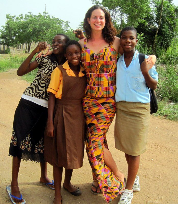 Teaching and traveling in Ghana, West Africa!