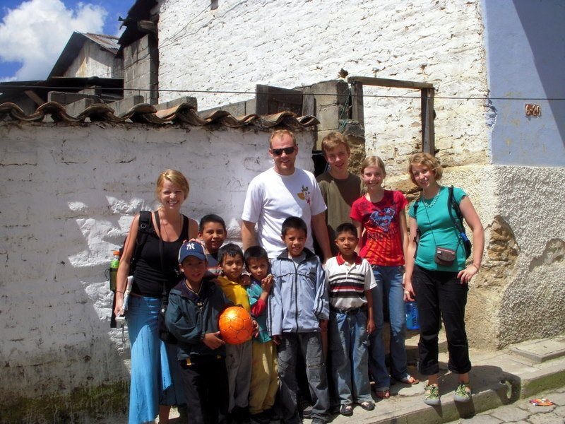 A visit to the famous market at Chichicastenango, Guatemala.