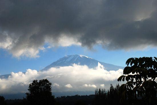 Tanzania's beautiful Mt. Kilimanjaro... so hard to climb.