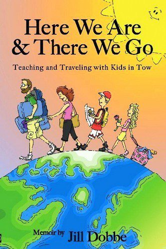 Jill's book about working in schools abroad with a family.