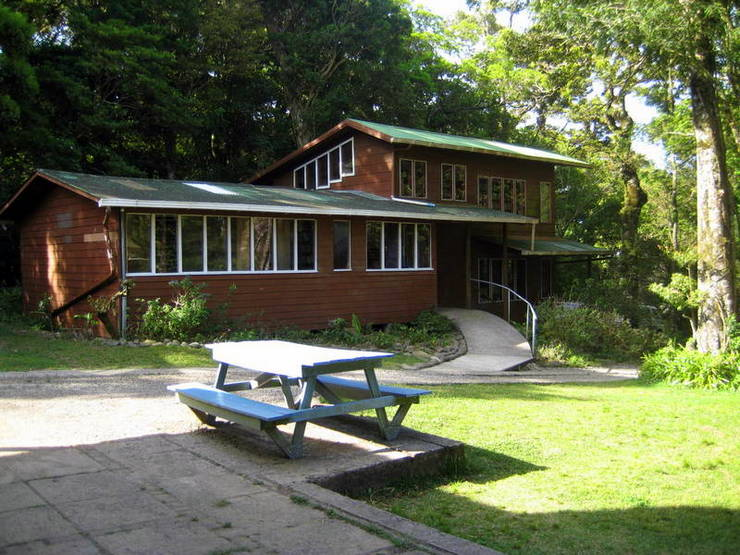 The Friends School and Meeting in Monteverde, Costa Rica, March 2012.