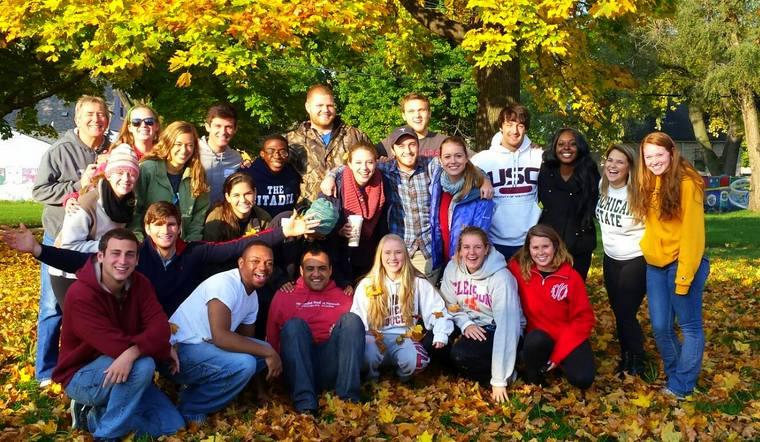A Detroit student mission.
