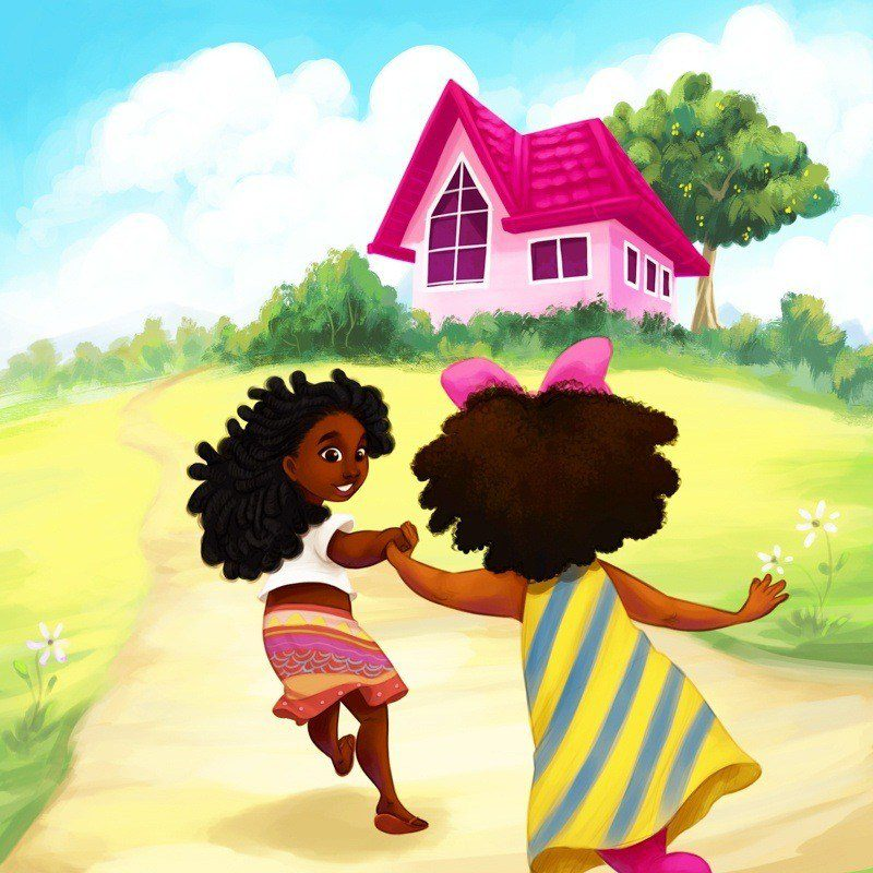 The books teach important lessons about connecting across differences.