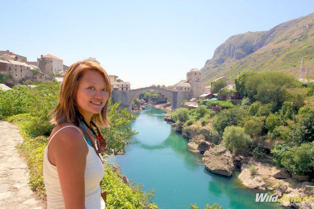 Nellie Huang of the adventure travel blog, Wild Junket.