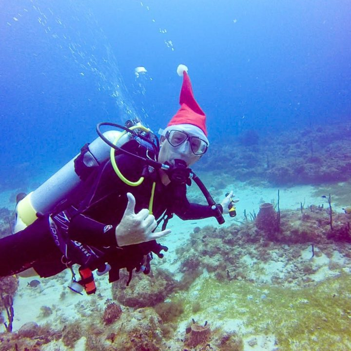 Becoming a Scuba Diving Instructor in the Caribbean in a Career Change
