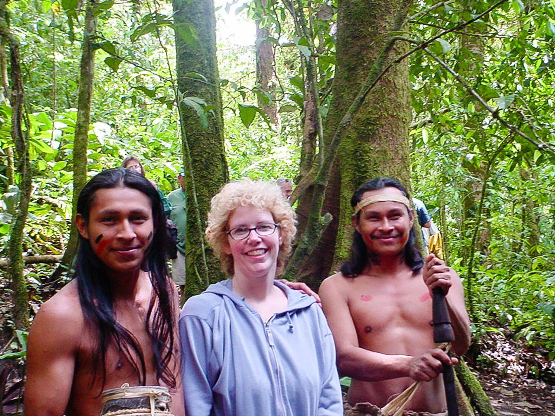 Sally on Costa Rica travels.