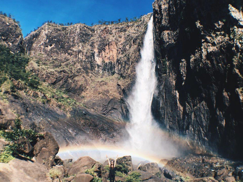 Wallaman Falls, Australia.