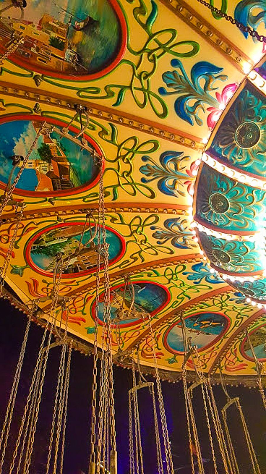 Life can be a carousel...