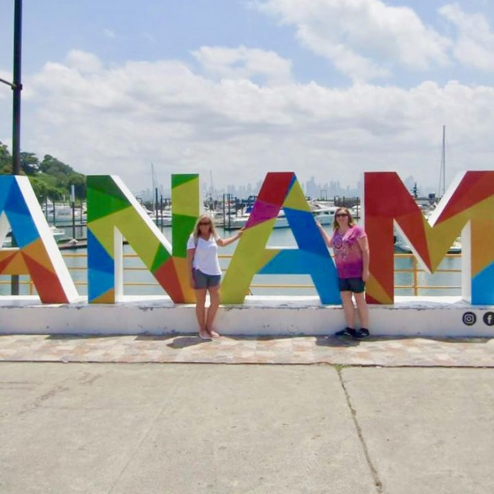 Educational Travel to Panama with a Fund for Teachers Grant