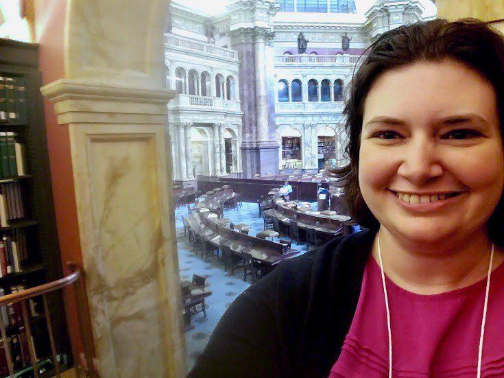 Professional development: Library of Congress Teacher institute.