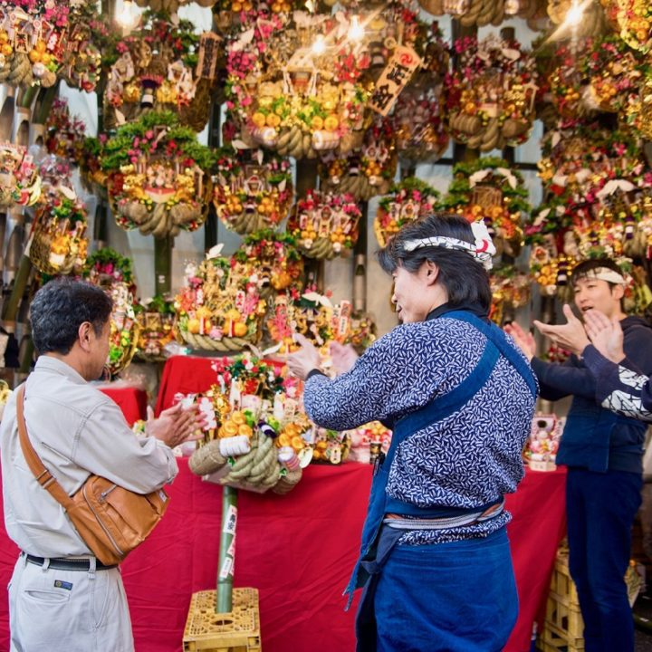Tori NoIchi Festival in Tokyo, Japan: Multicultural education and family travel