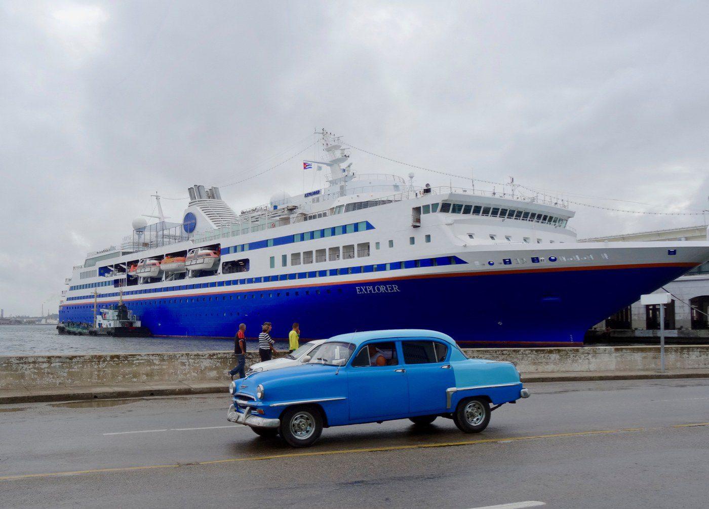 Havana, Cuba with the Fall 2014 Semester at Sea voyage