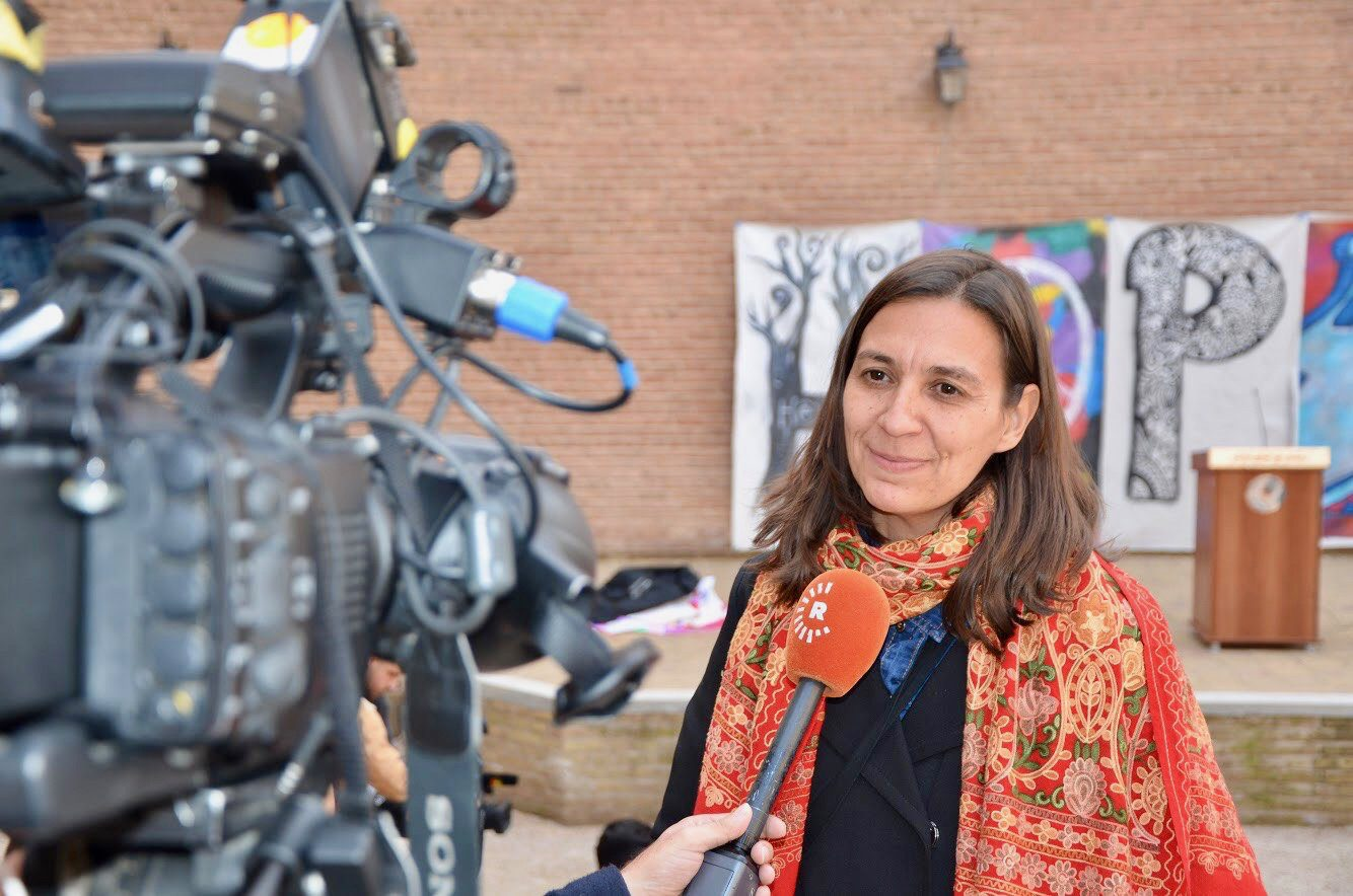 Sharing some insights about Hope murals and kite event in Erbil, Iraq.
