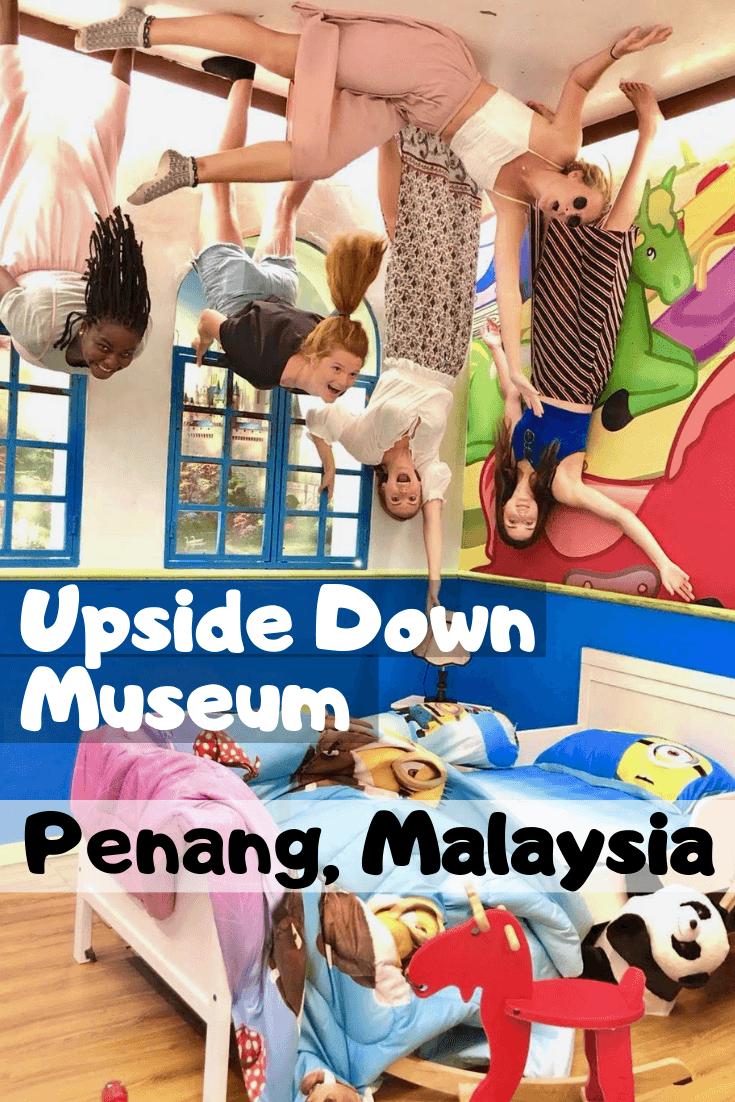 Upside Down Museum Malaysia