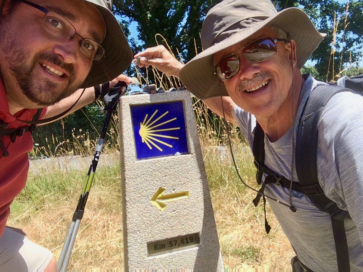Hiking the Camino de Santiago, Spain