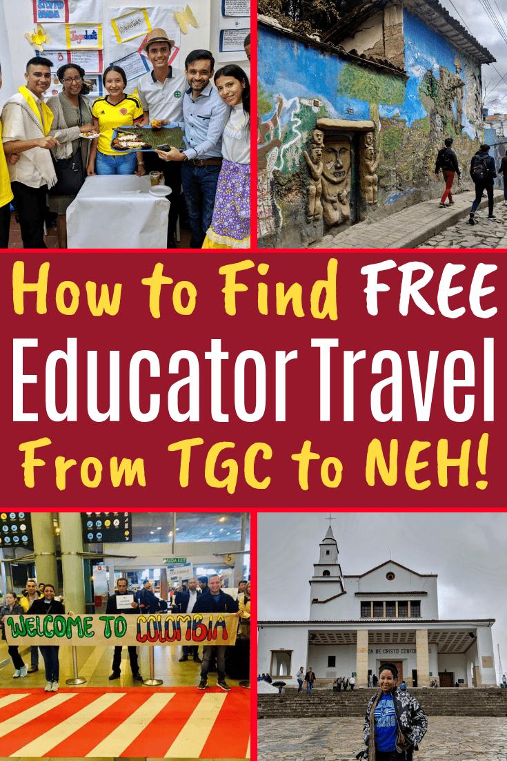Educator travel