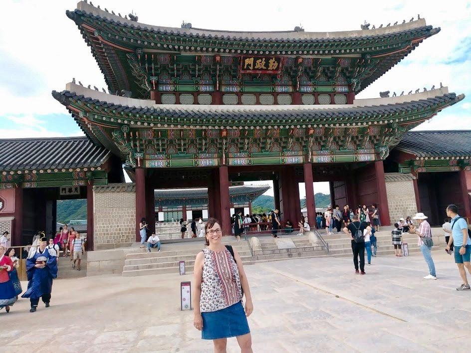 Gyeongbokgung Palace South Korea
