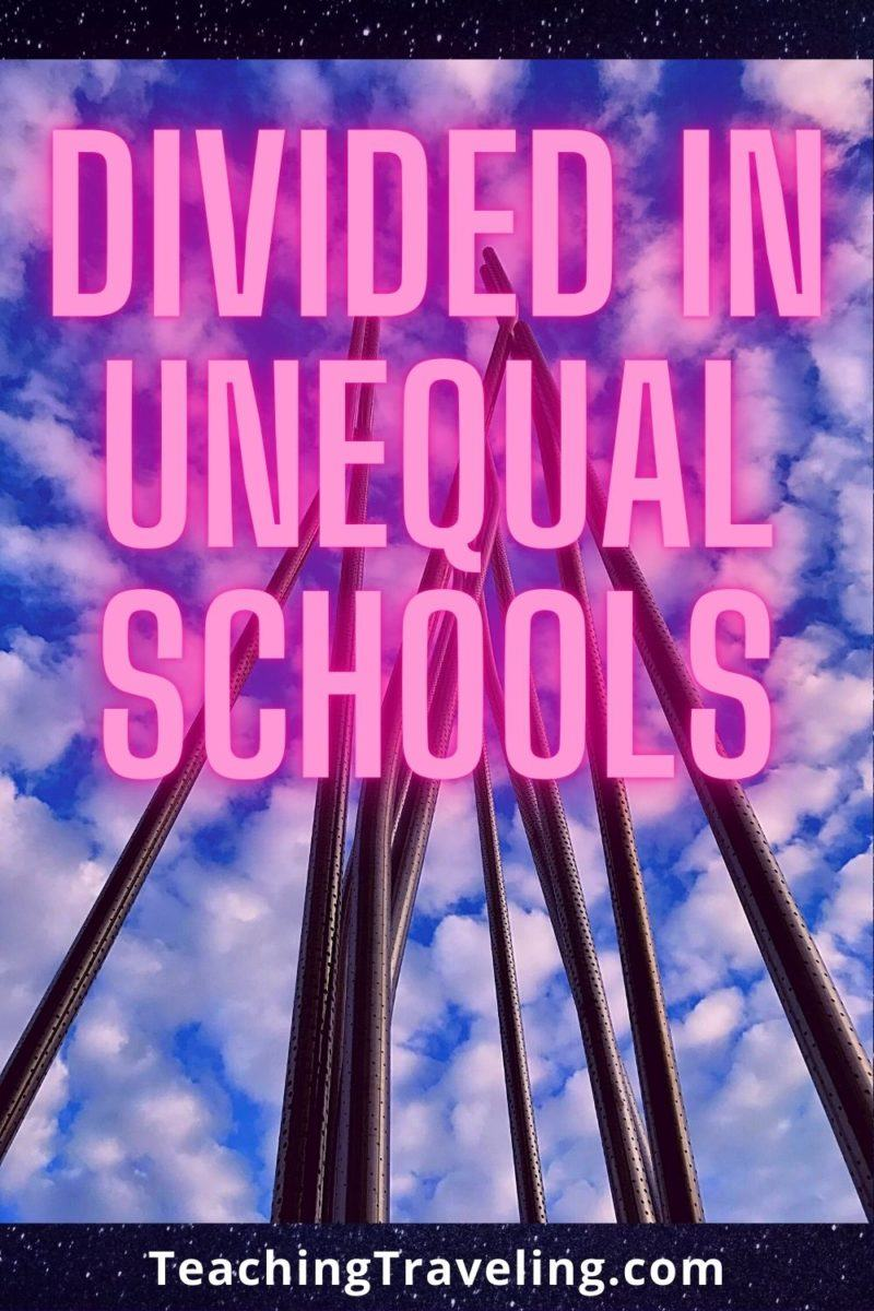 Divided in unequal schools