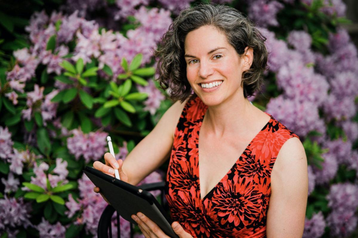 Lillie Marshall, creator of Teaching Traveling